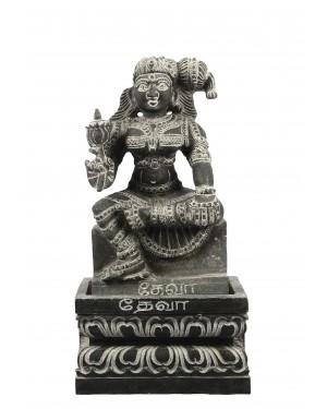 Deva Kanni with Peedam