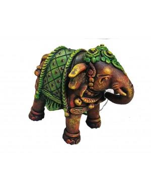 Beautiful Elephant Figurine - 3