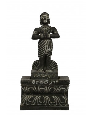 Sekkizhar with Peedam